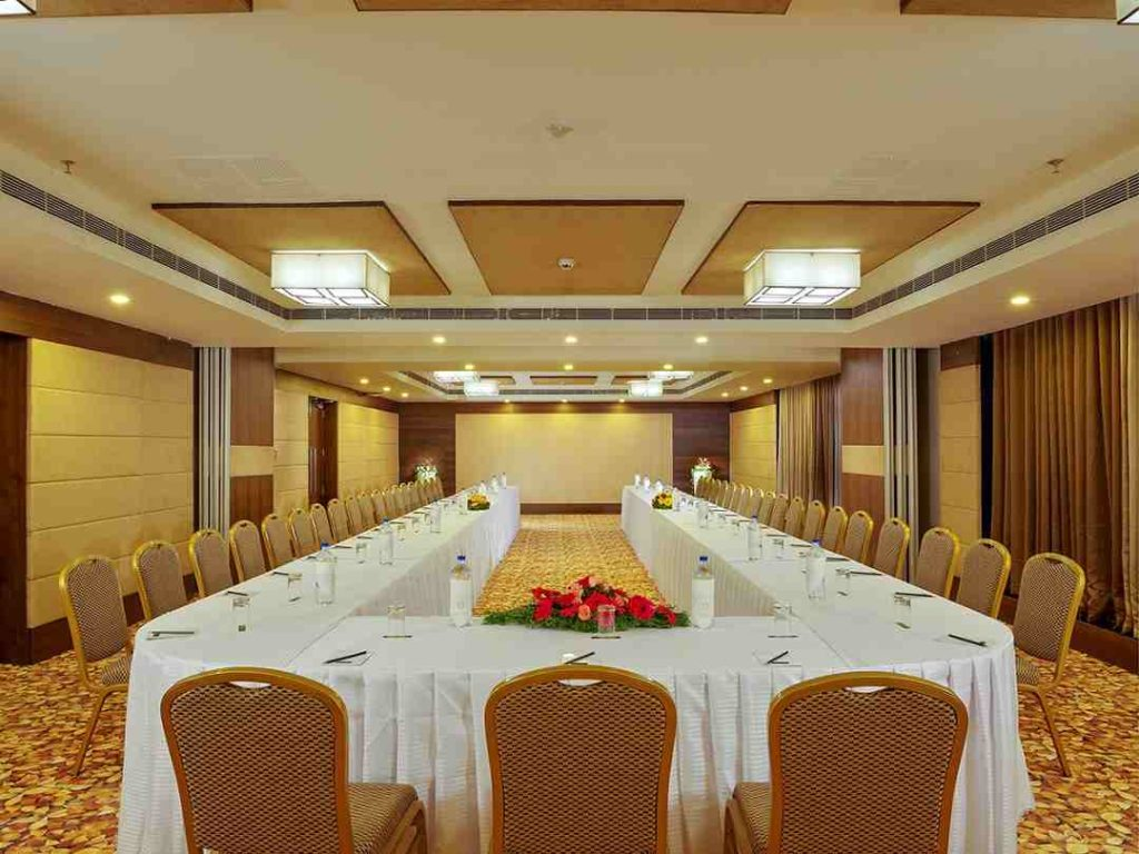 Conference Hall Ruby